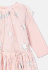 Stella McCartney Stella McCartney Baby Girl Stars Tulle Dress