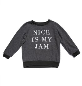 Sol Angeles Sol Angeles Nice is My Jam Pullover
