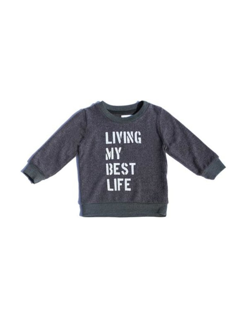 Sol Angeles Sol Angeles Baby Best Life Pullover