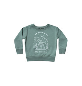 Rylee + Cru Rylee + Cru Mountains Are Calling Sweatshirt