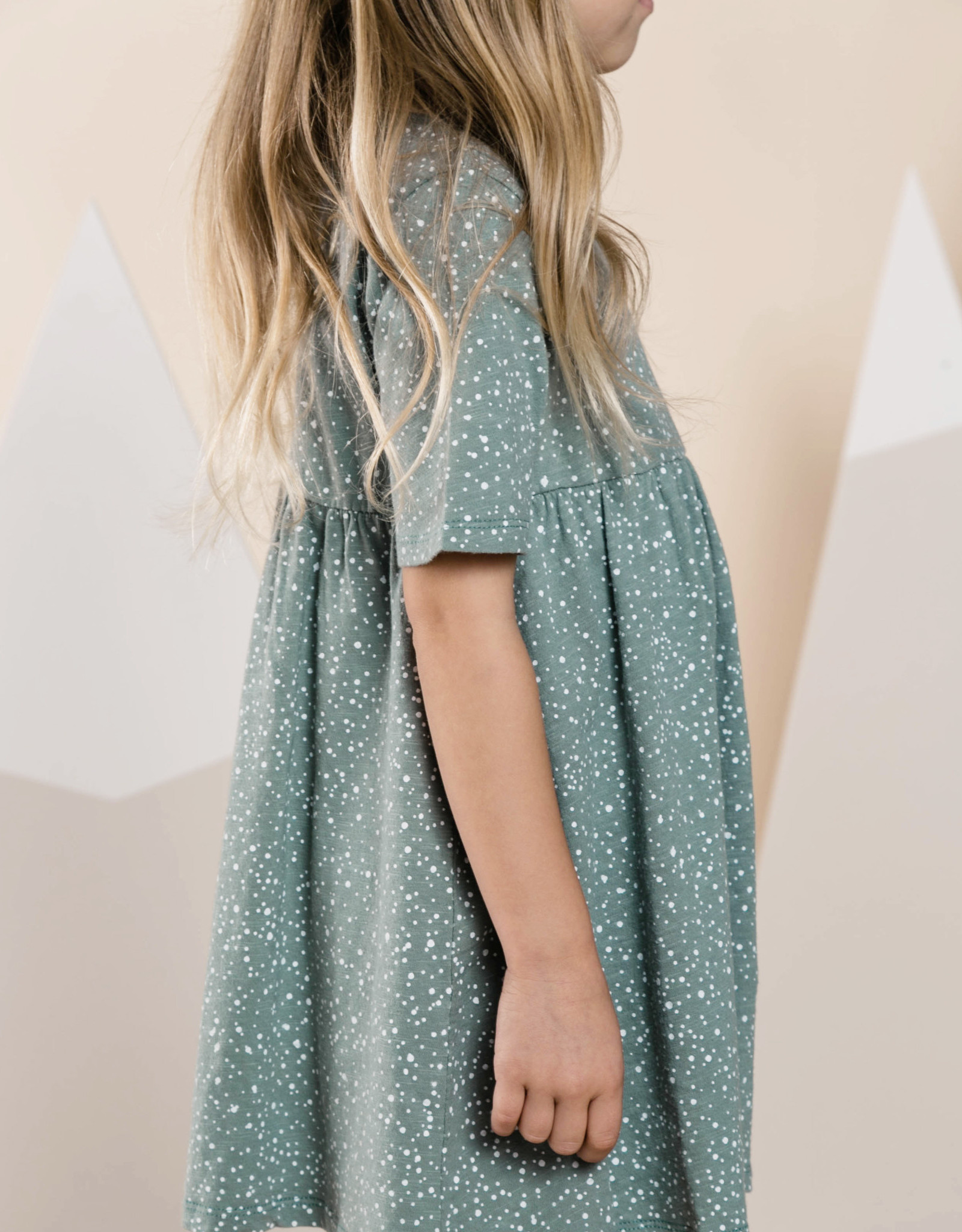 Rylee + Cru Rylee + Cru Snow Finn Dress