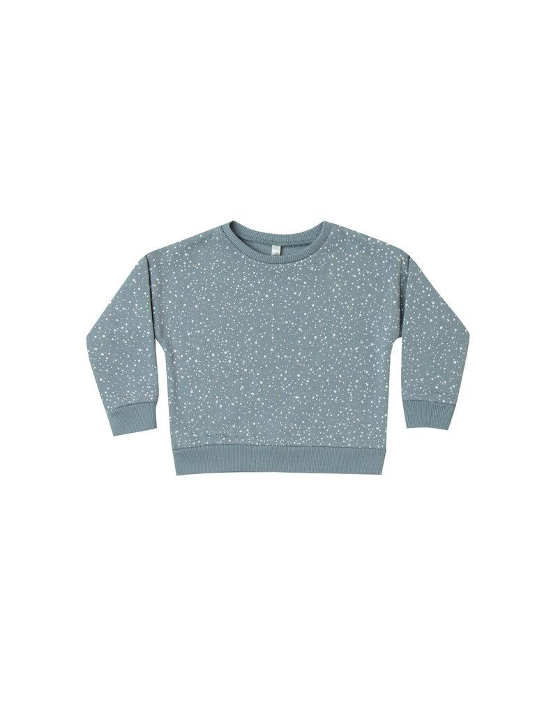 Rylee + Cru Rylee + Cru Snow Relaxed Sweatshirt