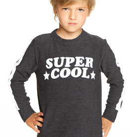 Chaser Chaser Boys Super Cool Cozy Knit Pullover