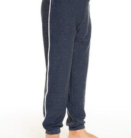 Chaser Chaser Boys Cozy Knit Contrast Piping Lounge Pant