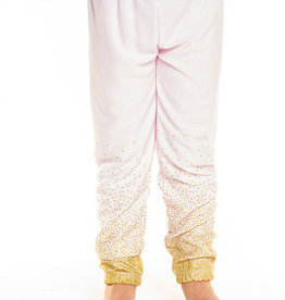 Chaser Chaser Girls Cozy Knit Glitter Pants