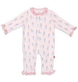 Magnetic Me Magnetic Me Modal Magnetic Coverall, Prima Ballerina