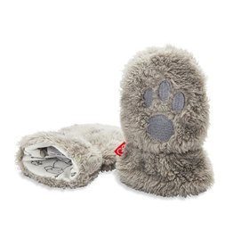 Magnetic Me Magnetic Me So Soft Minky Fleece Magnetic Mittens, Drizzle