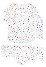Petidoux Petidoux Womens L/S Pajamas