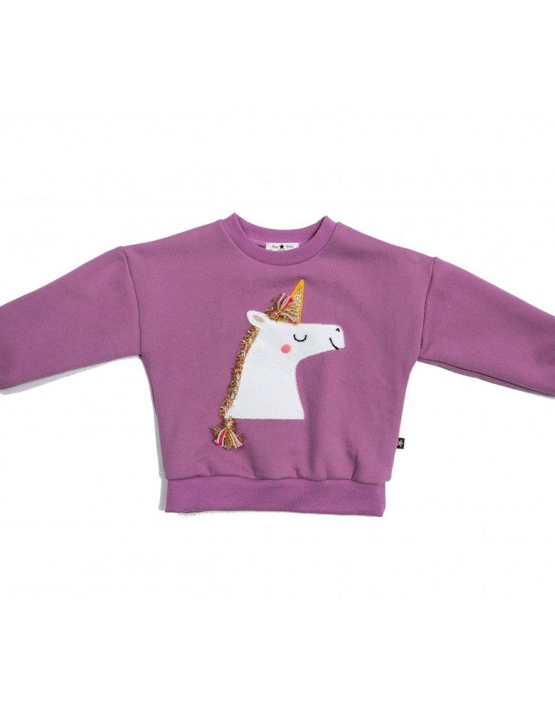Petite Hailey Petit Hailey Unicorn Sweatshirt