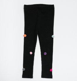 Petite Hailey Petite Hailey Pom Pom Leggings