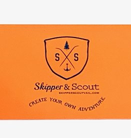 Skipper & Scout Gift Card $25-$500 Value