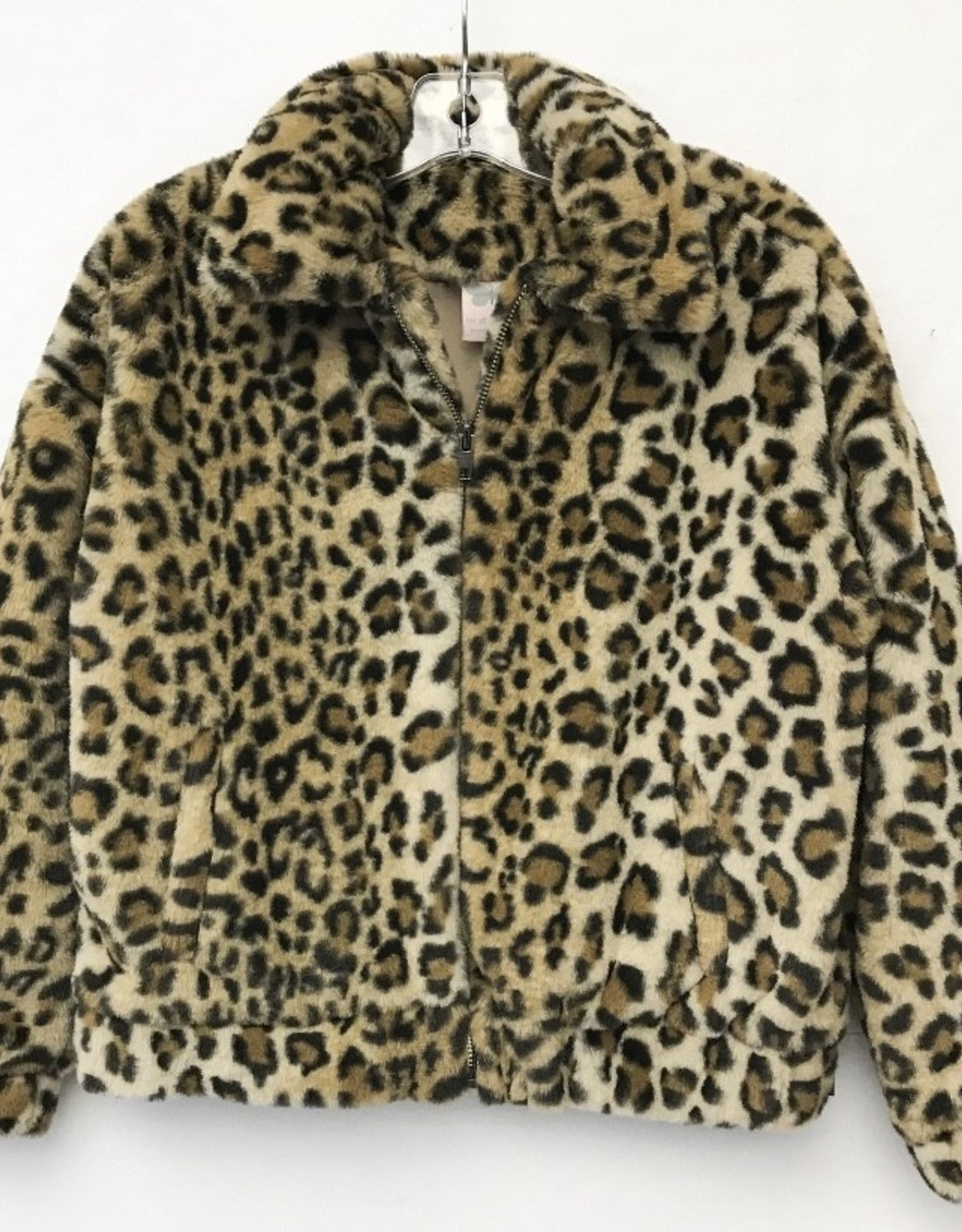 For All Seasons For All Seasons Leopard Jacket