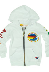 Aviator Nation Aviator Nation Kids Zip Hoodie