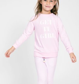 Sol Angeles Sol Angeles Get It Girl Pullover