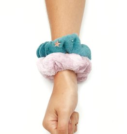 Jocelyn Jocelyn 2 Pack Scrunchies Pastel