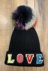 Jocelyn Jocelyn Love Hat Black