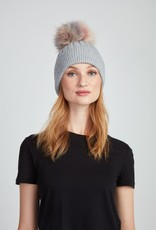 Jocelyn Jocelyn Knit Hat Grey Multi