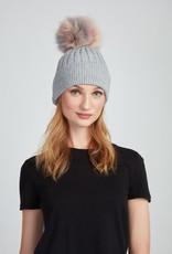 Jocelyn Jocelyn Knit Hat Grey Multi