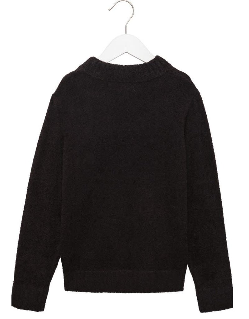 Spiritual Gangster Spiritual Gangster Manifest Sweater, Black