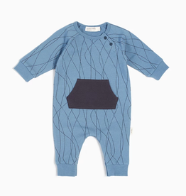 Miles Baby Miles Baby Alpine Club Boy Playsuit