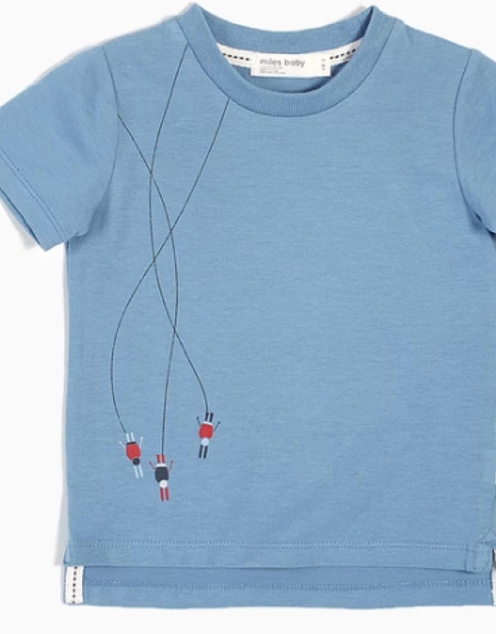 Miles Baby Miles Baby Alpine Club T-Shirt