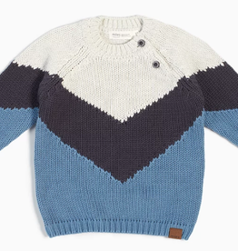 Miles Baby Miles Baby Alpine Club Toddler Sweater