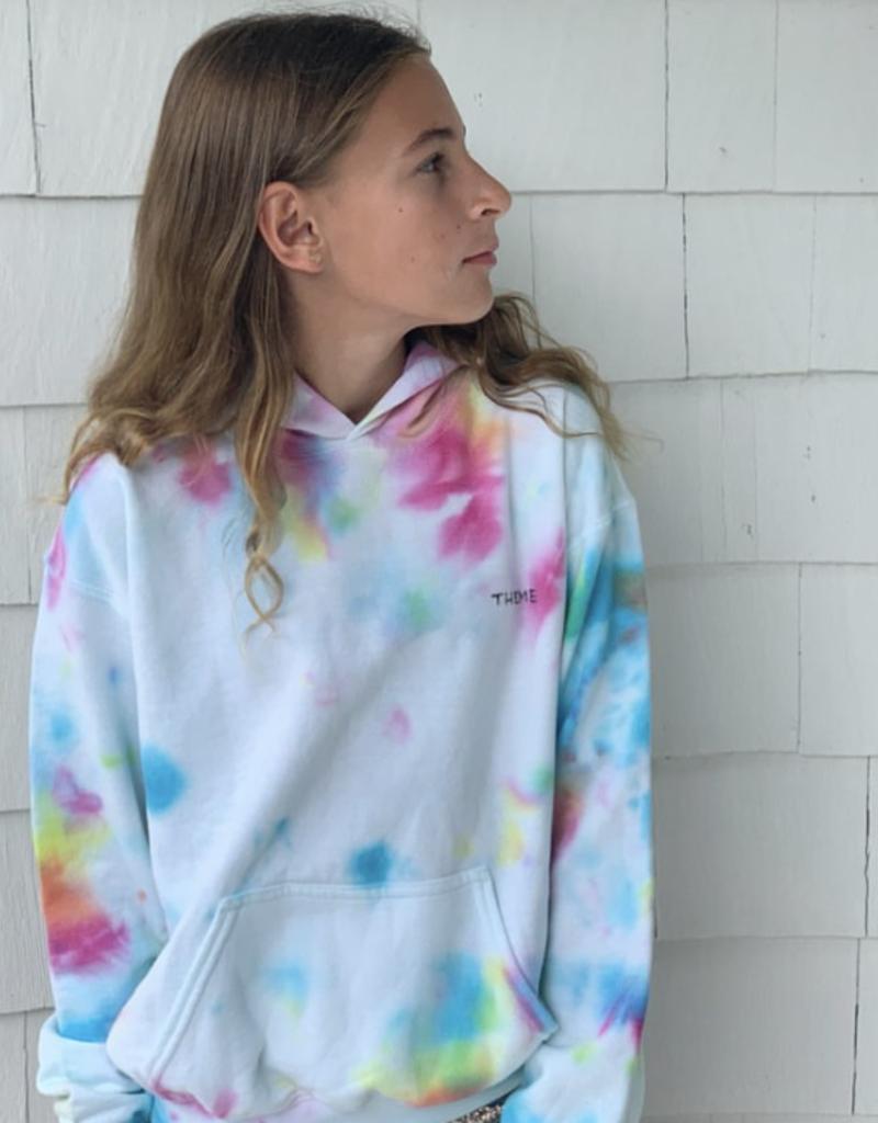 Theme Theme Tie Dye Hoodie