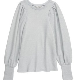 Habitual girl Habitual Girl Audrey Lurex Knit Top