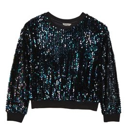 Habitual girl Habitual Girl Ember Multi Sequins Top
