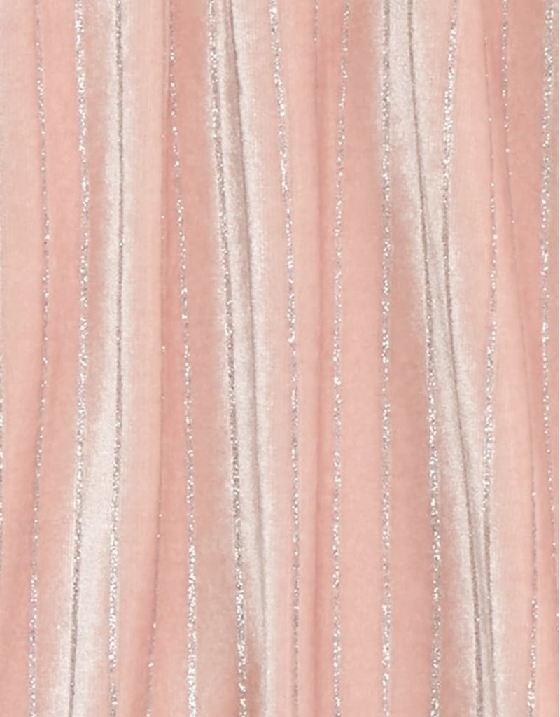 Habitual girl Habitual Girl Sky Stripe Lurex/Velour Top