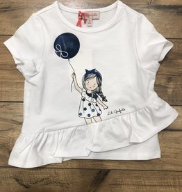 Lili Gaufrette Lili Gaufrette Guapa Tee Shirt