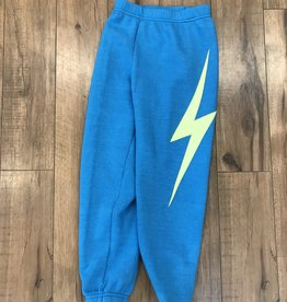 Aviator Nation Aviator Nation Kids Bolt Stitch Sweatpant
