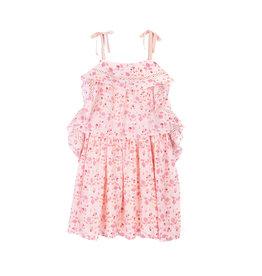 Velveteen Velveteen Lois Sleeveless Princess Frill Dress