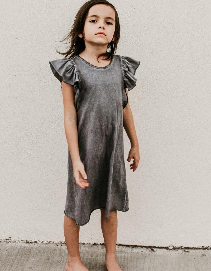 Be Mi Be Mi Valentina Ruffle Dress