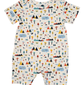 Bird & Bean Bird & Bean Short Coverall