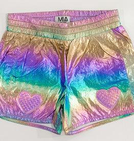MIA NEW YORK MIA NEW YORK Rainbow Shorts