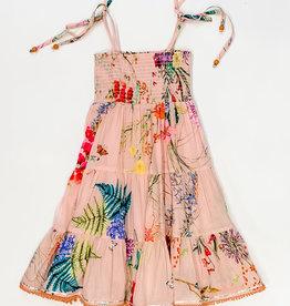 Ujala Ujala Smocked Maxi Dress