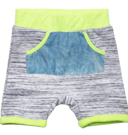 Miki Miette Miki Miette Boy's Cole Long Shorts