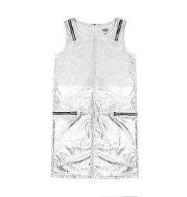 MIA NEW YORK MIA NEW YORK Metallic Dress