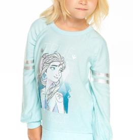 Chaser Chaser Frozen 2 Elsa Pullover