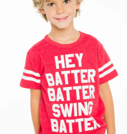 Chaser Chaser Boys SS Crew Neck Tee