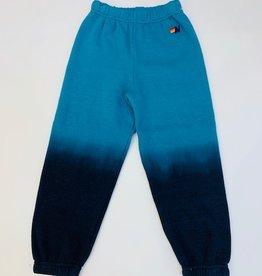 Aviator Nation Aviator Nation Faded Kids Sweatpants Teal/Vintage Navy