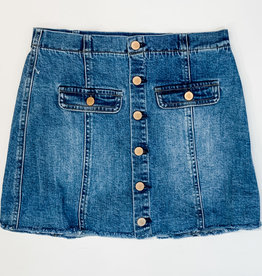 tractr Tractr Mary Mini Skirt
