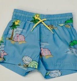 Beaufort Bonnet Company Beaufort Bonnet Boy's Tortola Swim Trunks