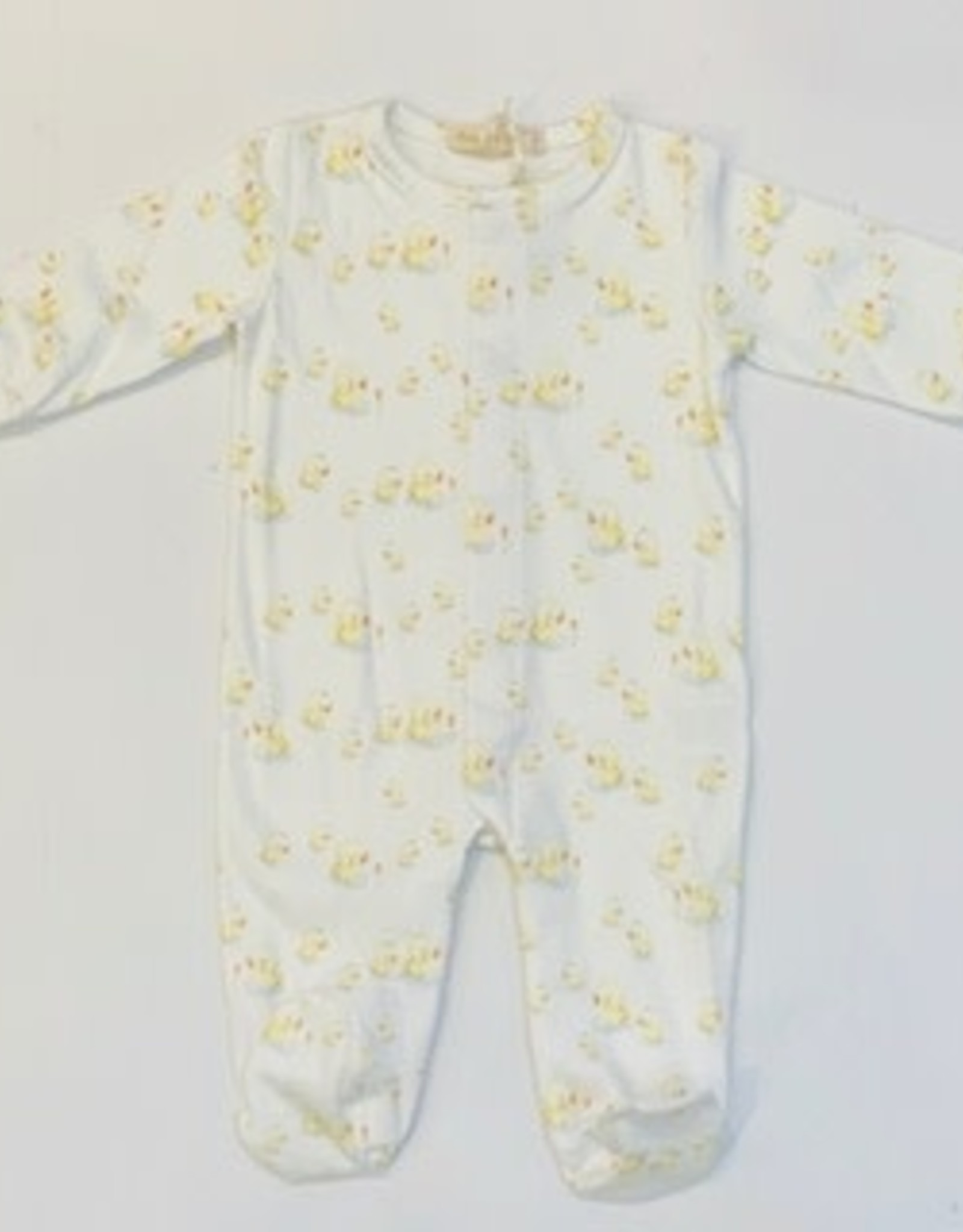 Baby Club Chic Baby Club Chic Printed Footie