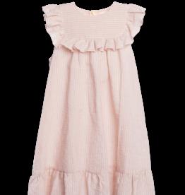Siaomimi Siaomimi Zoey Dress - Clay Stripe