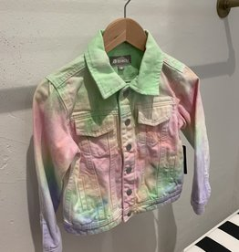 tractr tractr Toddler Cropped Jacket