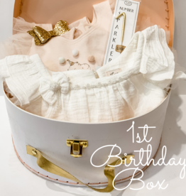 Skipper & Scout First Birthday Gift Box