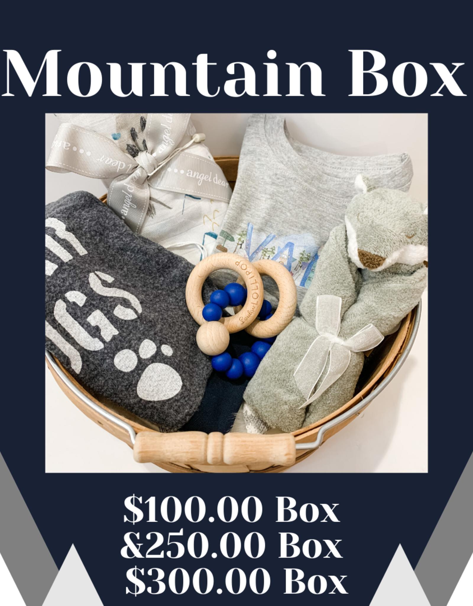 Skipper & Scout Mountain Gift Box