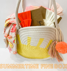 Skipper & Scout Summer Time Fine Box